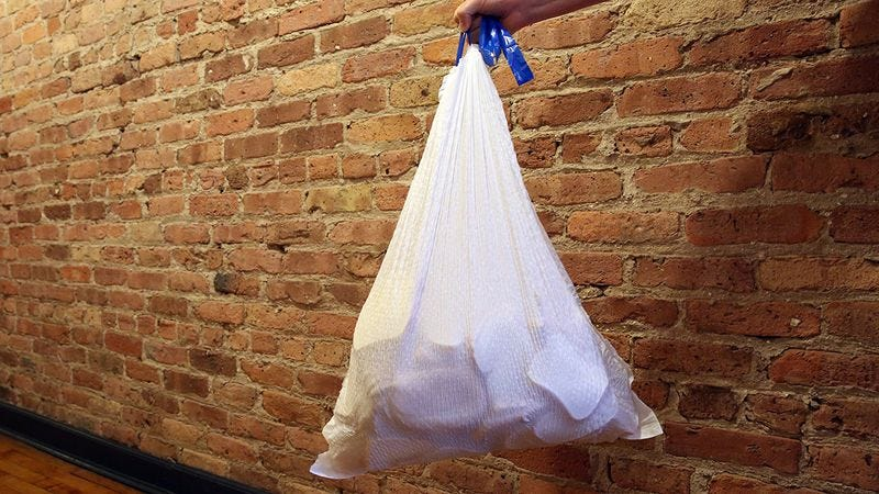 Illustration for article titled 7 Ways To Take Your Trash Bag Of White Bread To The Next Level