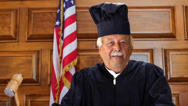 Chef Justice Luigi Vespucci Issues Spicy Dissent On Puttanesca V. Arrabiata