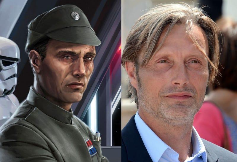 Illustration for article titled Hannibal Lecter birodalmi admirális lesz a Csillagok háborújában?