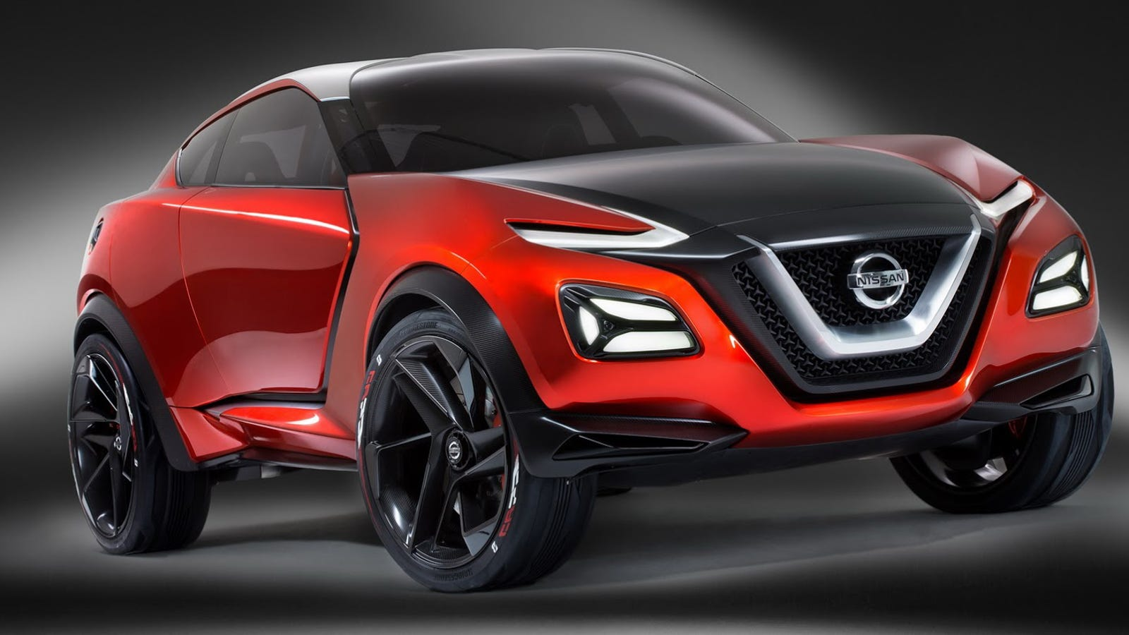 The Nissan Gripz Concept Is A Z-Inspired Crossover That ...