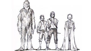 Illustration for article titled Who do you LEAST want to play Young Han Solo in the new Star Wars spinoff?