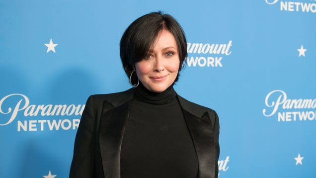 Shannen Doherty to join Riverdale for Luke Perry tribute