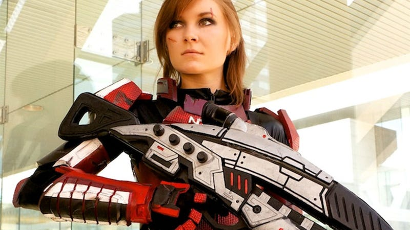 Illustration for article titled Commander Shepard, Reporting For Duty In The Real World