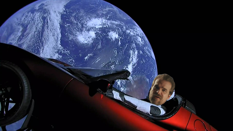 Illustration for article titled You thought this was a SpaceX publicity stunt