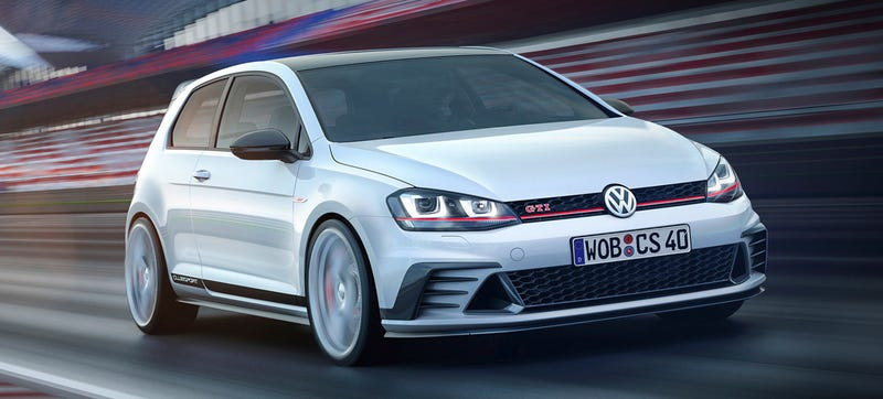 Illustration for article titled Meet The Most Powerful Production Volkswagen GTI Ever