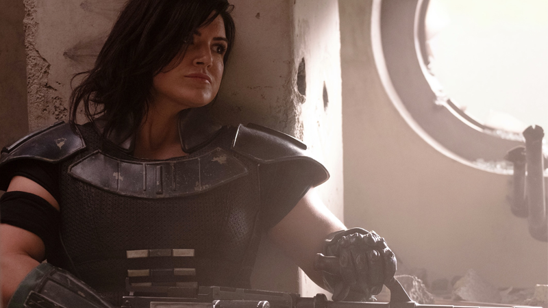 Cara Dune and her big gun could return...if they survive season one of The Mandalorian, that is!