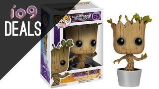 Illustration for article titled The Groot You Want, Framed Ink, NES to USB, 3D Printing [Deals]