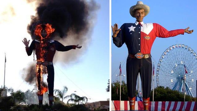 Rip Big Tex 1952 2012
