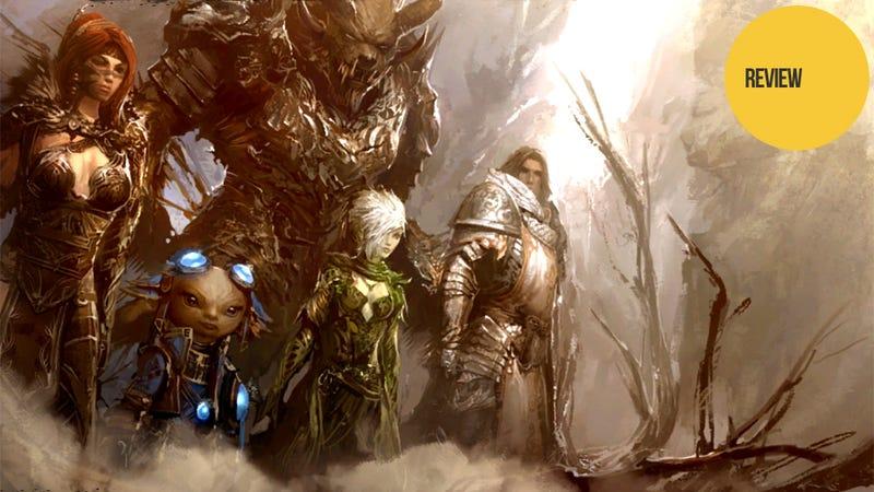 Illustration for article titled Guild Wars 2: The Kotaku Review