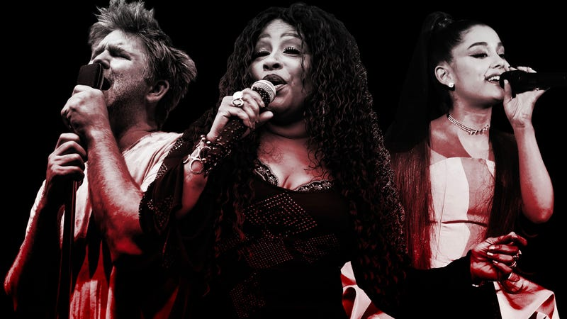 111d59c415 Ariana Grande, Chaka Khan, and 18 more new albums to keep you warm in  February