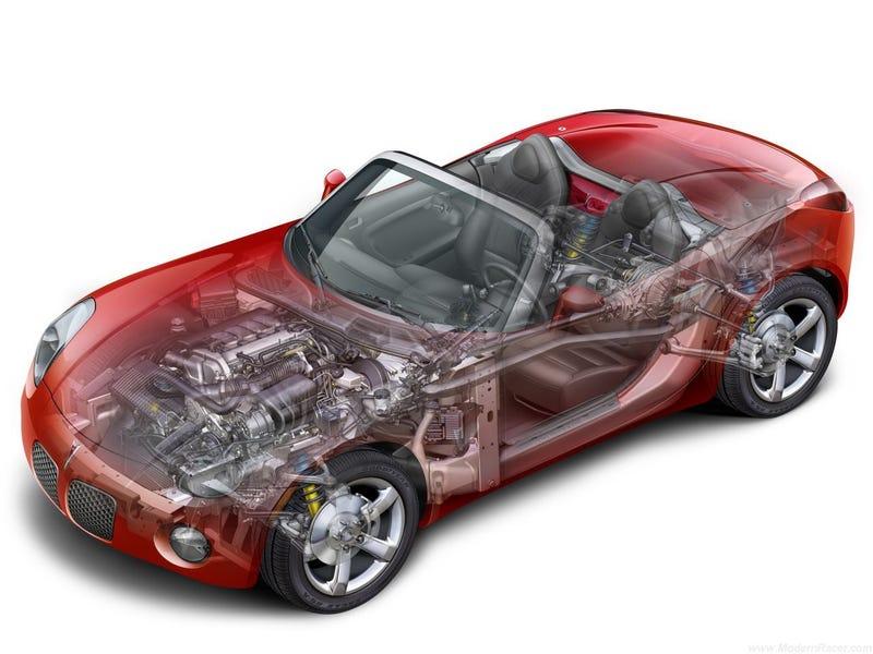 Illustration for article titled Parts Bin Car Challenge
