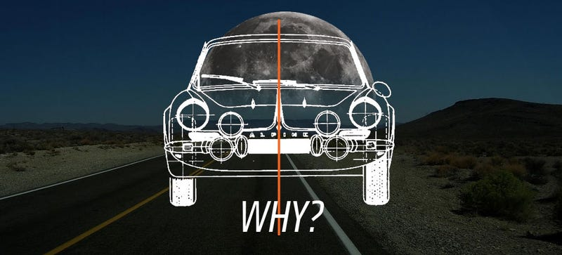 Illustration for article titled Why Are Cars Almost Always Symmetrical?