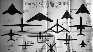 Illustration for article titled This Drone Survival Guide will be a must-have for everyone very soon