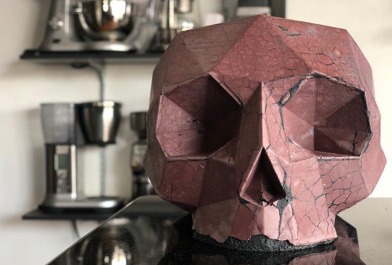 Bold Maker Studio Skull Totem