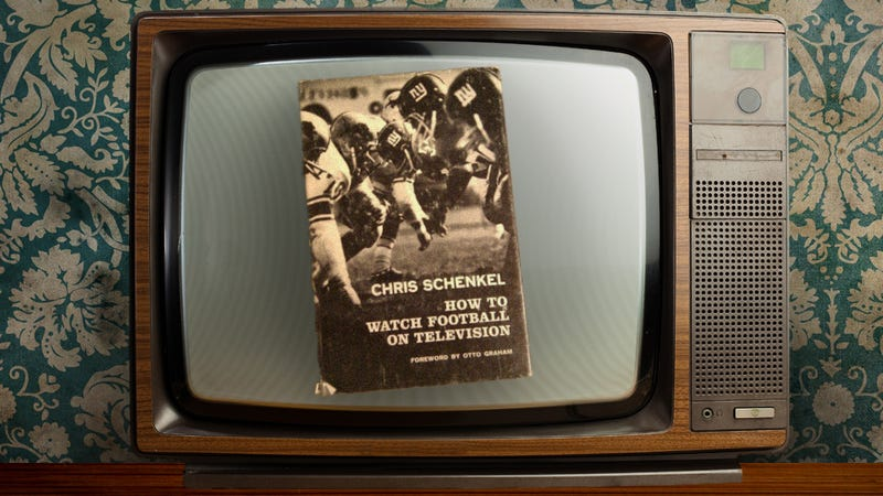 Illustration for article titled How To Watch Football On Television, According To 1964