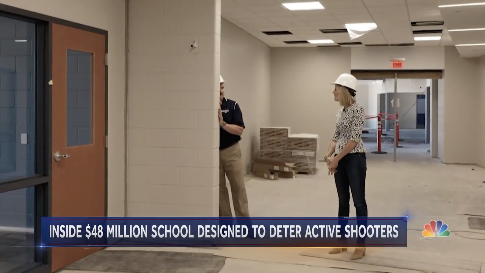How Schools Are Being Designed to Minimize the Number of Deaths During a Mass Shooting