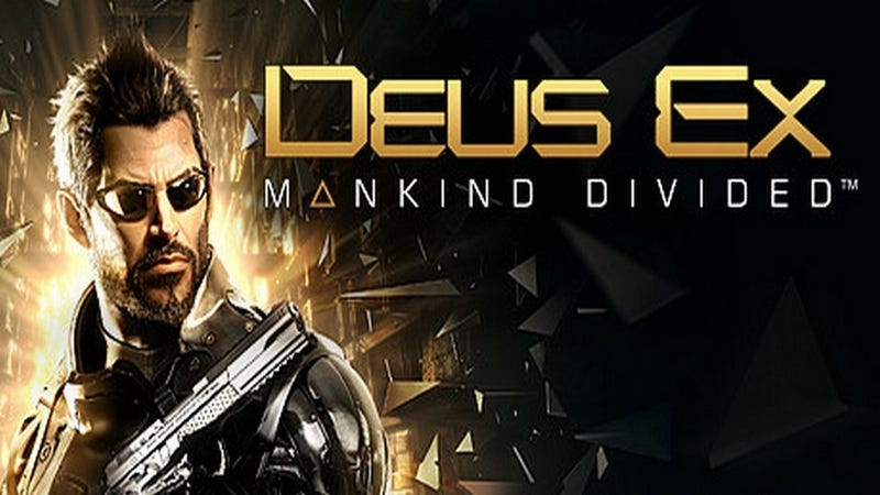 Illustration for article titled Follow-Up Review: Deus Ex: Mankind Divided - A Flawed Masterpiece