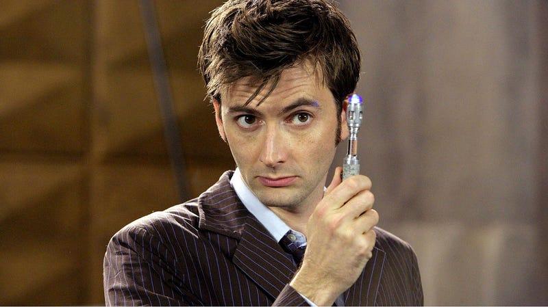 Illustration for article titled Un cómic perdido hace 30 años revela el verdadero nombre de Doctor Who:∂³∑x²