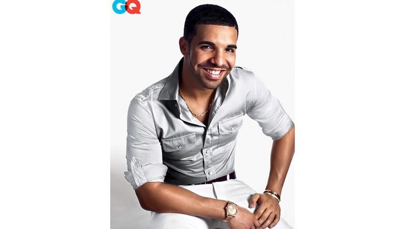 Illustration for article titled Drake to GQ: Sex Is Not a Priority (But If You're Cool I'm Down)