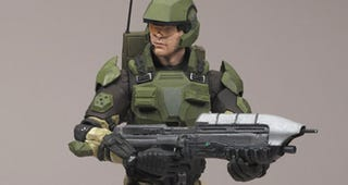 Illustration for article titled Oh Look, More Halo 3 Figures