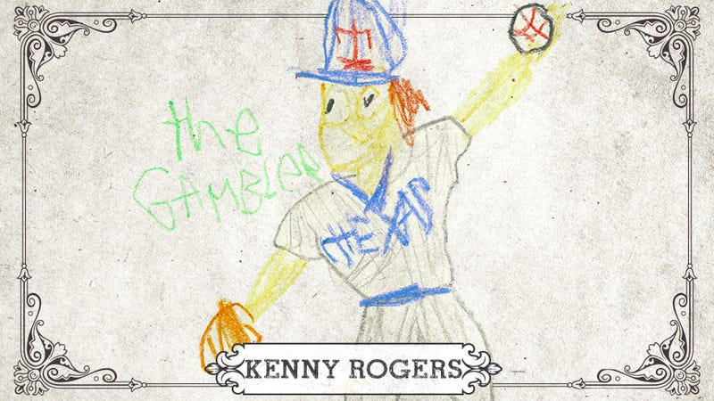Illustration for article titled Kenny Rogers, The Gambler Who Embodied Suffering And Abject Failure