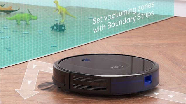Vacuuming Sucks, But This $180 RoboVac Doesn t, Except In the Good Way