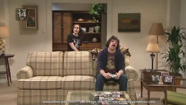 Watch Ellen Page 'come out' on 'SNL' in 2008 - news.yahoo.com