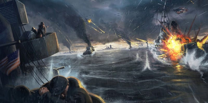 Illustration for article titled Hearts Of Iron IV's New Expansion Doesn't Really Make A Splash