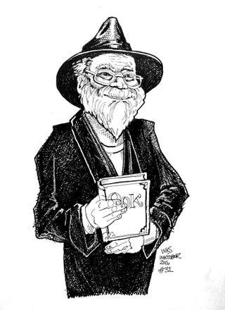 Illustration for article titled Speak His Name