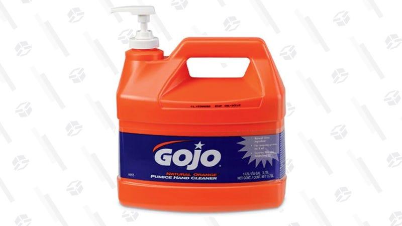 1 Gallon Gojo Pumice Hand Cleaner | $11 | Amazon