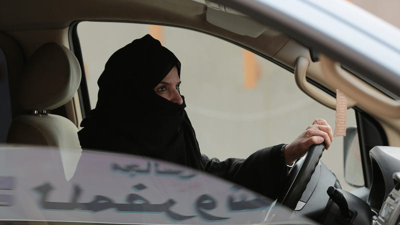 Illustration for article titled Saudi Arabia May Lift the Ban on Women Drivers