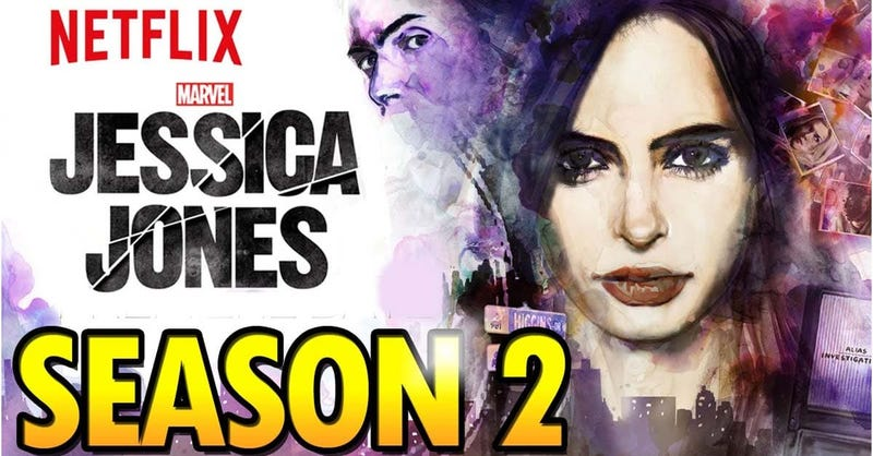 Illustration for article titled Treatise on my Disappointment With the Jessica Jones Finale