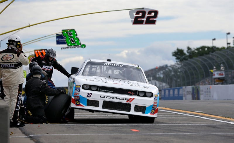 How An Underfunded 'Zombie Dodge' NASCAR Team Struggles Just To Make