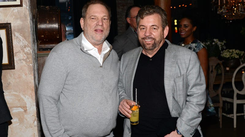 Illustration for article titled James Dolan Holds Grudge Against WFAN For Months Because One Host Hated His Harvey Weinstein Song