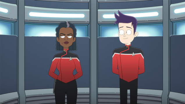 Let s Talk About That Star Trek: Lower Decks Ending