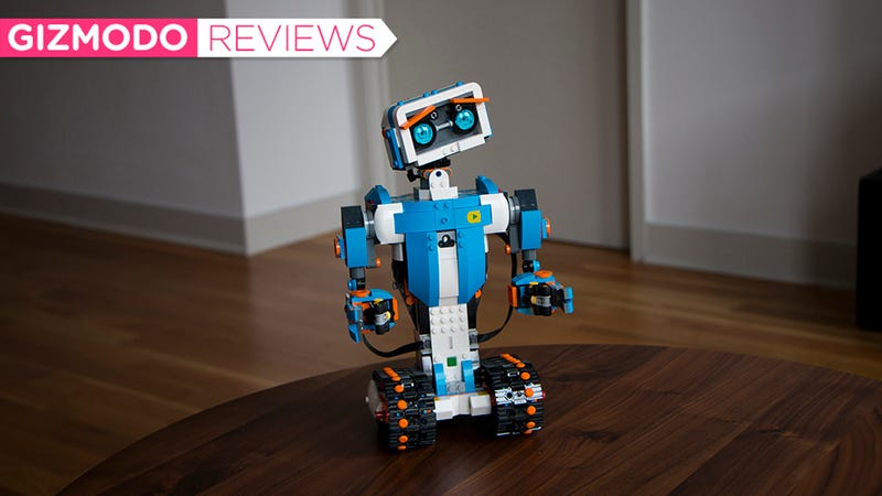 Lego's New Robotics Set Made Me Fall in Love With Lego All Over Again