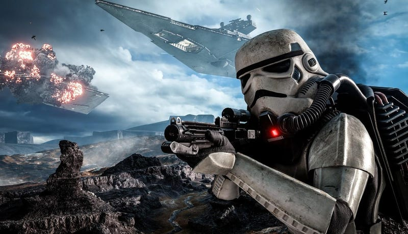 5 minutes star wars battlefront