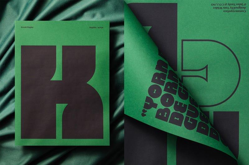 Kernit Is the Jim Henson-Inspired Typeface Muppet Fans Deserve