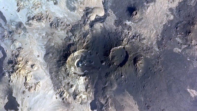 Illustration for article titled ¿Marte? ¿Júpiter? No, la Tierra