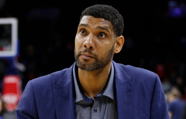 "Tim Duncan Is The Spurs' New ""Coach Of Whatever He Feels Like"""