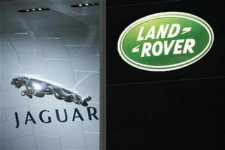 Illustration for article titled CNBC Asia Reporting Tata, Ford To Close Deal For Jaguar, Land Rover Shortly
