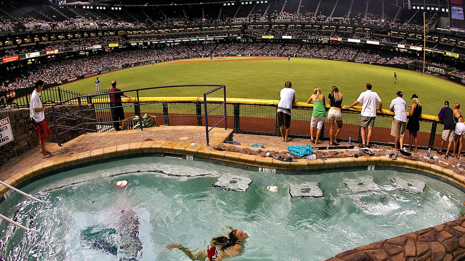 Pissed Off Diamondbacks Sue Because They Want Another Stadium