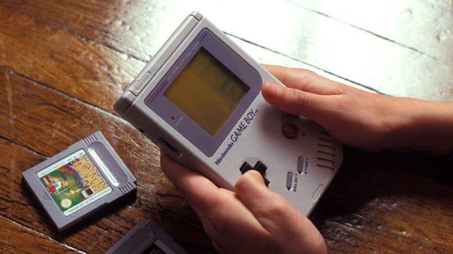 Game Boy Turns 30