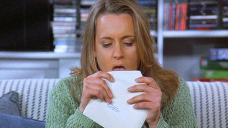 Heidi Swedberg as Susan on Seinfeld