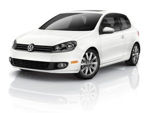 Illustration for article titled US-Bound 2010 VW Golf TDI To Get 31/42 MPG