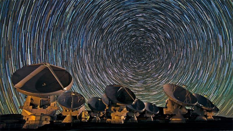Illustration for article titled 22 Amazing Observatories Where Our Radio Eyes Watch the Universe