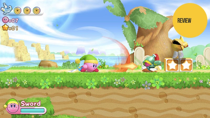 Illustration for article titled Kirby's Return to Dreamland: The Kotaku Review