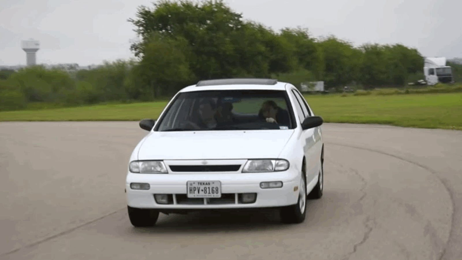 The Nissan Altima Wasn't Always Just a Rental Car