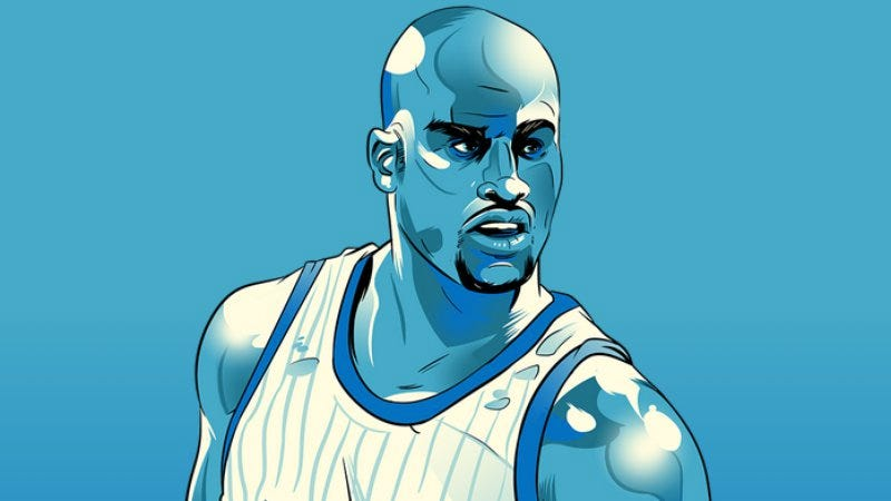 Illustration for article titled Read This: An oral history of Shaquille O'Neal's Orlando Magic