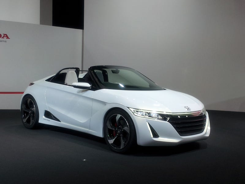 Illustration for article titled Honda S660 In The US - There's Hope!